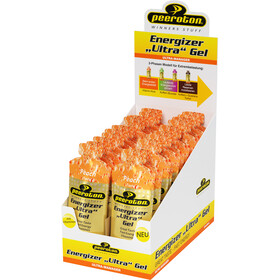 Peeroton Energizer Ultra Gel Box 24 x 40g, Peach